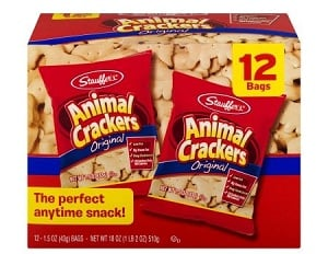 Yummy Animal Cracker Boxes Baby Shower Favor Boys