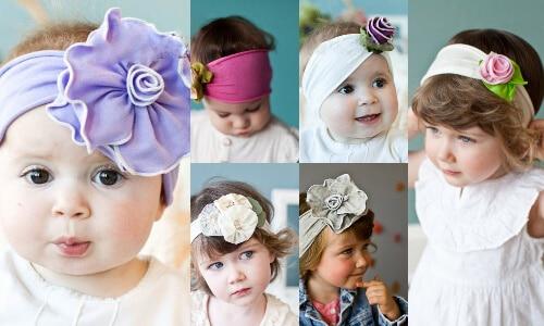 Baby Girl Headwrap