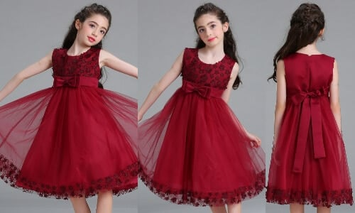 Children Stylish Party Wear Long Frocks kids, Girl Frocks