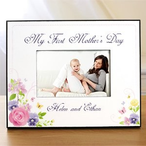 First Mother's Day Picture Frames