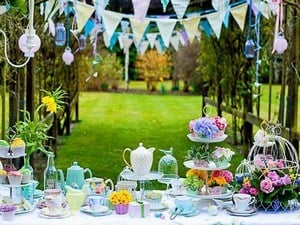 baby Garden Party ideas