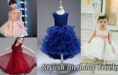 Stylish Birthday Frocks for Baby Girl | Party Wear Frocks, Girls Birthday Dresses
