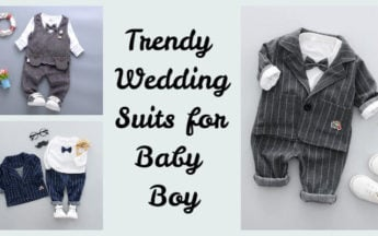 Trendy Occasion Wear and Wedding Suits for Baby Boys