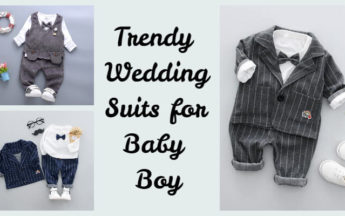 Occasion Wear and Wedding Suits for Baby Boys