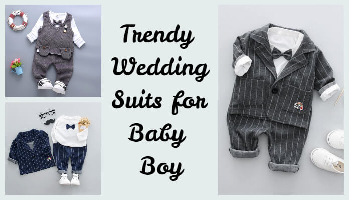 Boys Wedding suits, partywear Outfits, Page boy Formal Suits Online India