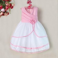 Buy Children Wedding Party Dress Below 500 rs