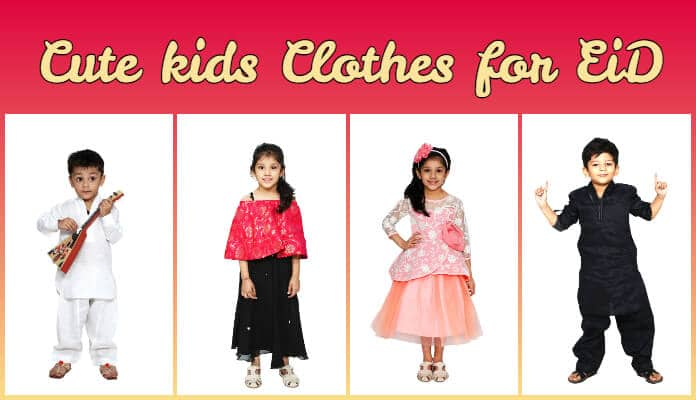 Kids eid dresses online, baby boy eid clothes, Kids islamic wear for eid, child Girl eid dresses