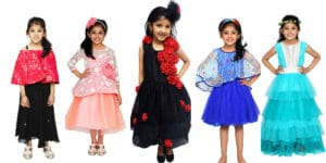 Baby Girl Designer Eid Clothes, Baby Girl Eid dresses