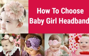 How To Choose Baby Girl Headbands