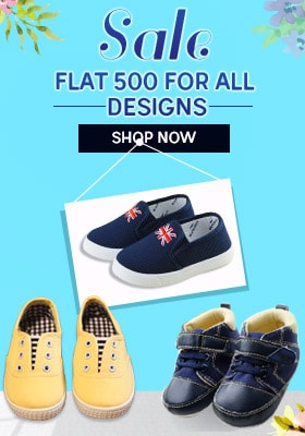 Kids Footwear - Buy Baby Boy Booties, Boys party Shoes Sandals Online India