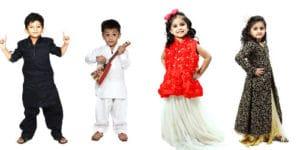 Kids Ethnic Wear for Eid, Baby girl Ethnic Dress, Boy Eid Ethnic Clothes