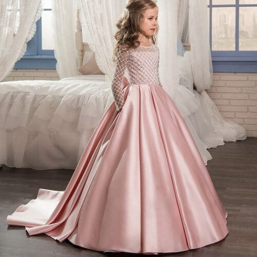Buy Kids Party Wear Long Gowns, Girls long gowns online india