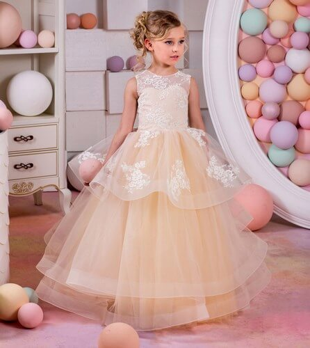 Little Girl Puffy Dresses, puffy princess dresses toddlers