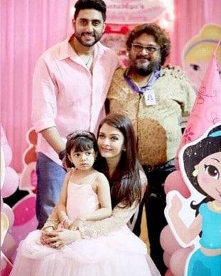 Aaradhya Bachchan's 5th Birthday Party dress