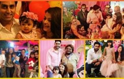 Check out Aishwarya's Daughter Aaradhya Bachchan's Birthday Party Dresses