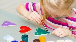 Art and Craft Activities for Girls Birthday Party
