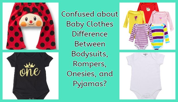Baby Clothes, Baby Bodysuits, Newborn Baby Rompers, Onesies, and Pyjamas India