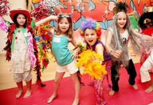 Girls Birthday Party Dance India