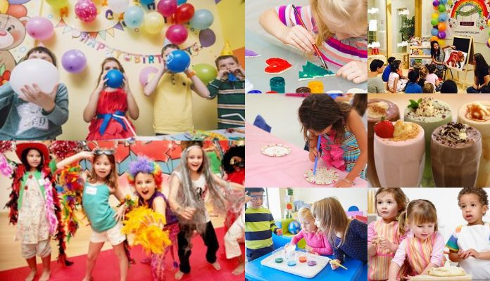 Easy Games and Activities for Daughter's Birthday in India, Kids Birthday party Activities