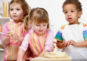 Small Cooking Sessions Activities for Girls Birthday Party