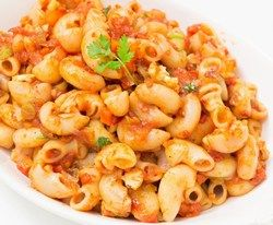 Indian Style Masala Macaroni Recipe Children