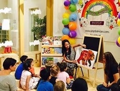 StoryTelling Session for Girls Birthday Party
