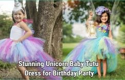 Our New Stunning Unicorn Baby Tutu Costume Birthday Dress India