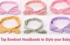 Top Bowknot Headbands to Style your Newborn Girl – Baby Hair Accessories