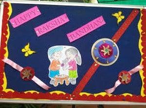 Raksha Bandhan Activities For Preschool 26th August 2018 Rakhi