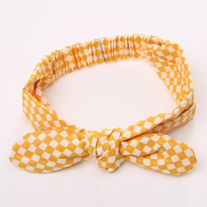 Buy Little Girl Yellow BowKnot Headband, Baby Girl Headwraps hair accessories