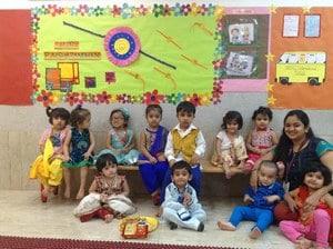 Raksha Bandhan Activities For Preschool 26th August 2018 Rakhi Ideas For Kids