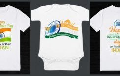 Patriotic Celebrations with 15th August Independence Day Baby T Shirts
