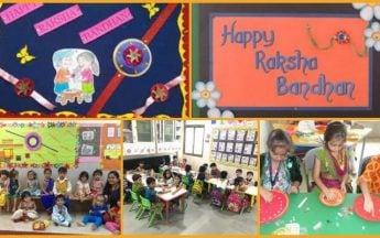 Raksha Bandhan Activities for Preschool (26th August 2018) | Rakhi Ideas For kids