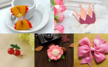 Newborn Baby Hair Clips for Wedding – Toddler Girl Hair Clip Accessories