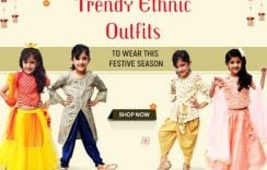 Rakhi Festival Style: How to dress a Kid for festival in Ethnic Wear