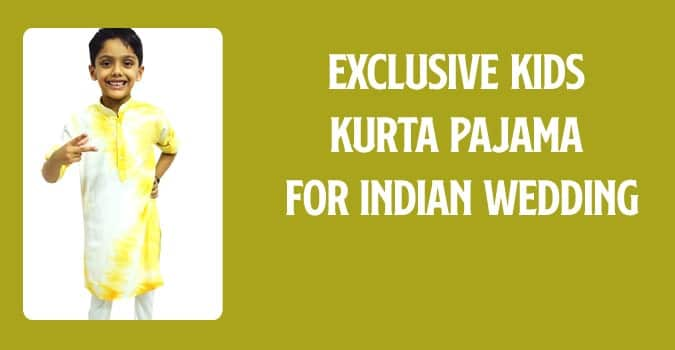 Exclusive Kids Designer Kurta Pajama, Boys Indian Wedding wear Outfit