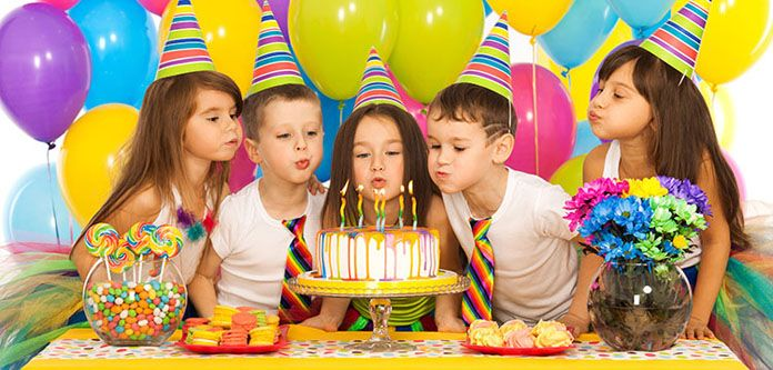 Indian Kids Birthday Party Etiquette Attend