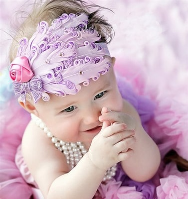 Pretty Baby Hair Accessories - Baby Girl headbands