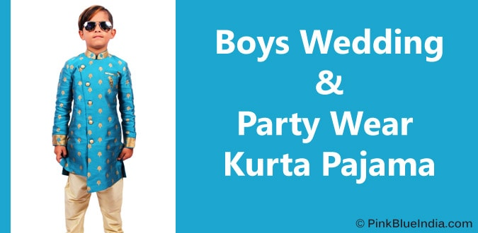 Rajasthani Kids Kurta Pajama