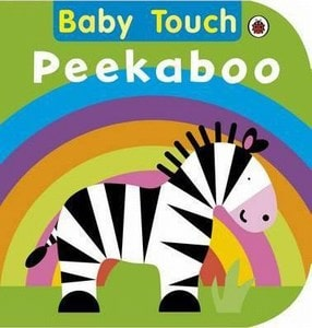 Baby Touch: Peekaboo Book