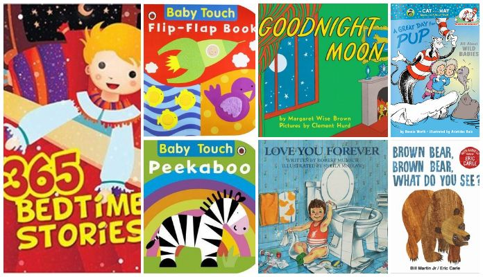 baby first books - Best Baby's First Library In India