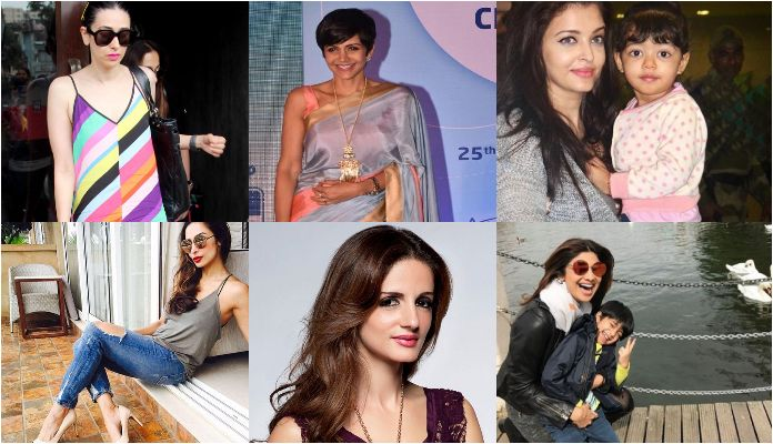 Fittest Moms Of Bollywood - Healthy Bollywood Indian Actress - Hottest Celebrity Moms