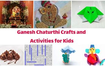 Unique Ganesh Chaturthi Activities and Crafts to Keep Kids Busy