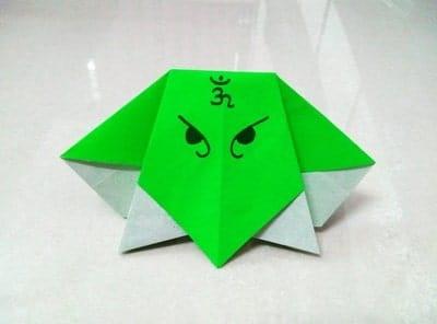 Lord Ganesha craft paper - Kids Activities