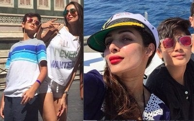 Malaika Arora Khan healthy mom
