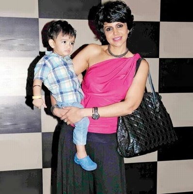 Mandira Bedi health Bollywood Mom