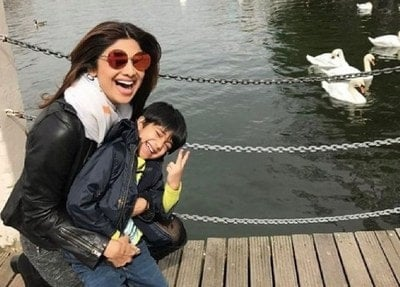 Shilpa Shetty Fittest Bollywood Mom