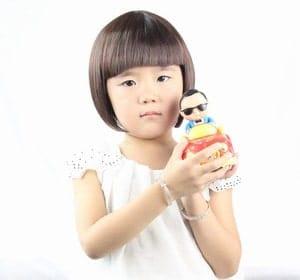 Toddler girl Short Blunt cut Hair styles