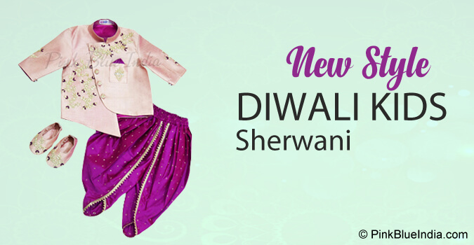 Diwali Baby Boy Sherwani suits