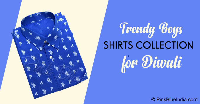 Boys Shirts Collection Diwali
